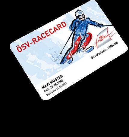 Die ÖSV-RaceCard